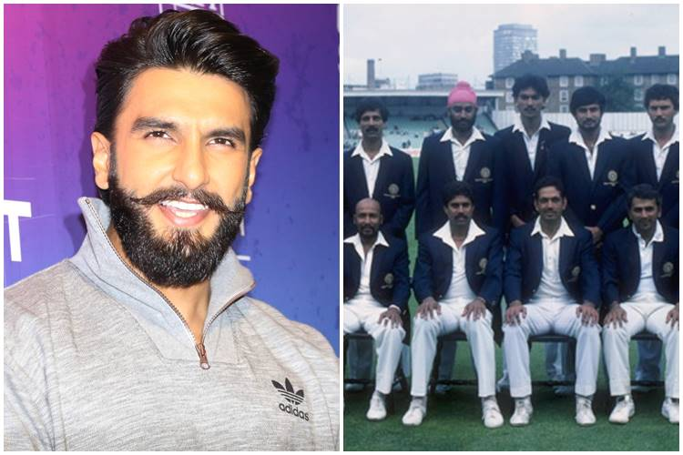 Ranveer Singh to meet the 1983 cricket World Cup players for Kabir Khan's next