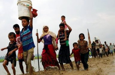 Not just Rohingya Muslims even Hindus being forced out of Myanmar