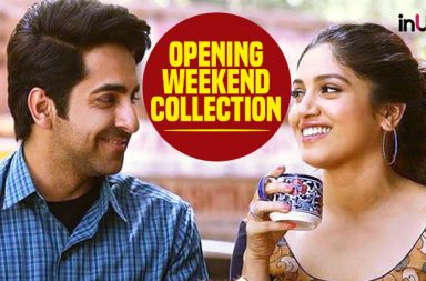 Shubh Mangal Savdhan Opening Weekend Box Office Collection