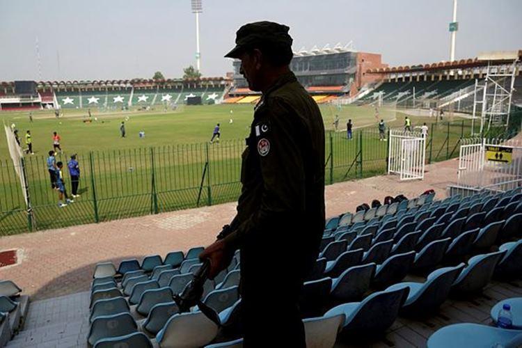 Pakistan XI vs World XI security, Gadaffi Stadium, Independence Cup 2017, Security arrangements, Pakistan XI vs World XI, Pakistan XI vs World Xi 2017, Andy Flower