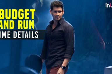 Spyder Run Time and Budget Details