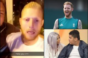 Ben Stokes, Ben Stokes trolls disabled boy, Katie Price disabled son, Ben Stokes suspended, Ben Stokes ban, Ben Stokes brawl, Ben Stokes snapchat