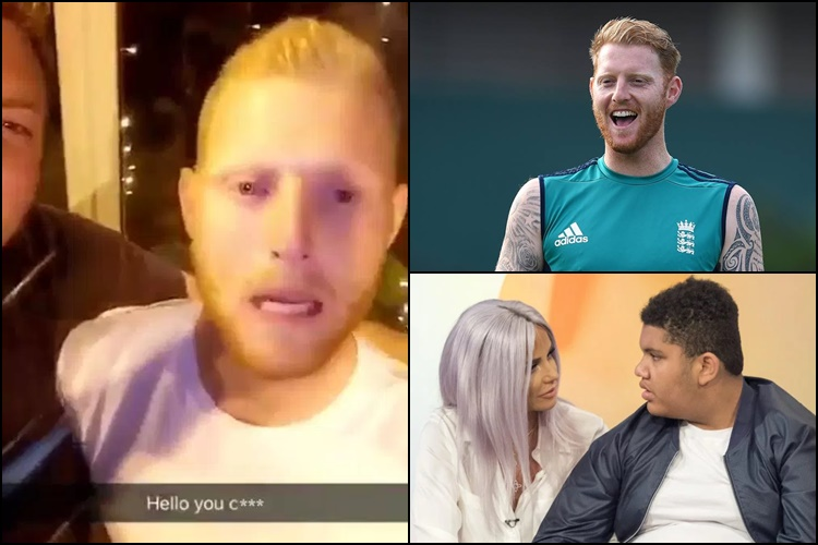 Ben Stokes lands in fresh controversy, trolls Katie Price's autistic son in a drunken state — WatchVideo