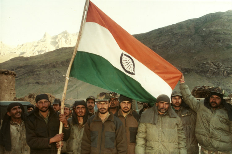 Kargil war, Indian Army