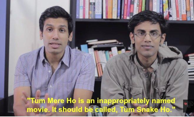 Pretentious Movie Reviews