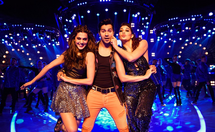 Varun Dhawan in Judwaa 2 (Movie Still)