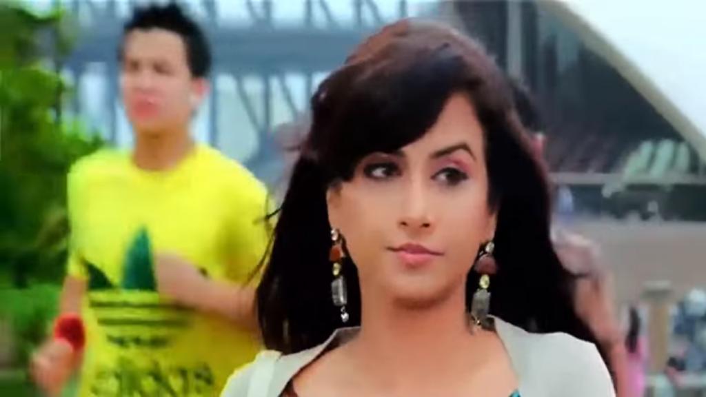 Vidya Balan in Heyy Babyy