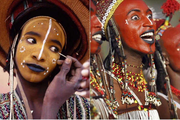 Wodaabee tribe