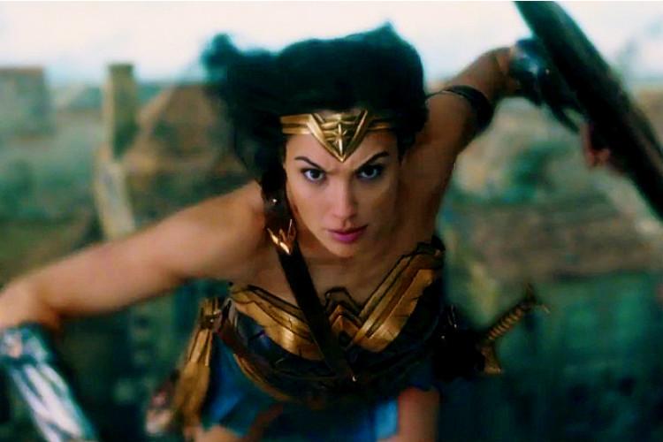 Wonder Woman Joins The Ranks Of Top 5 Superhero Movies