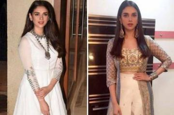 Aditi Rao Hydari's traditional looks photo