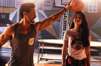 Baaghi 2 first look photo