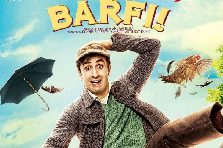 Ranbir Kapoor, Barfi
