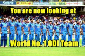 India ICC ODI Rankings, ICC ODI Rankings, India No.1 team in ODI rankings, India vs Australia, Australia vs India, India vs Australia 2nd ODI Chennai, Kuldeep Yadav hattrick