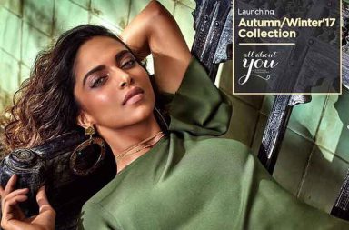 Deepika Padukone's latest photoshoot for Myntra