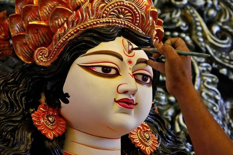4 reasons why soil from outside the house of a prostitute is used to make Maa Durga's idol