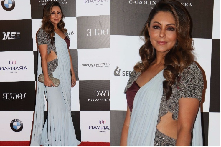 In love with Gauri Khan's saree? FYI, it is a 'lehenga' and costs way more than your entire wardrobe