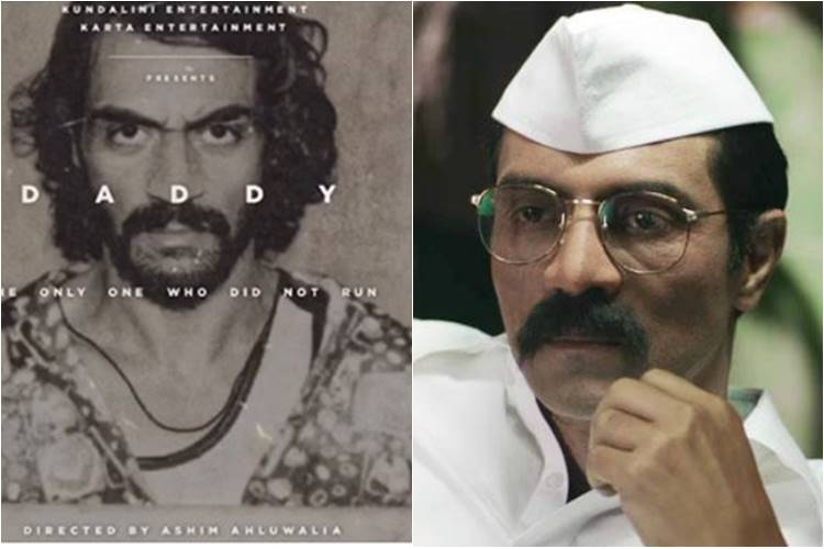 Daddy movie review Arjun Rampal starrer