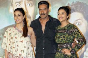 Golmaal trailer launch photo
