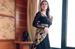 Meet Divya Bharti's sister Kainaat Arora photo