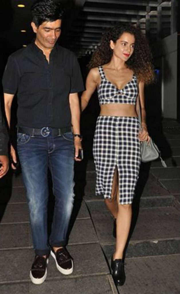 Picture of Kangana Ranaut from 2015 wearing Reformation Petites Clinton Two Piece