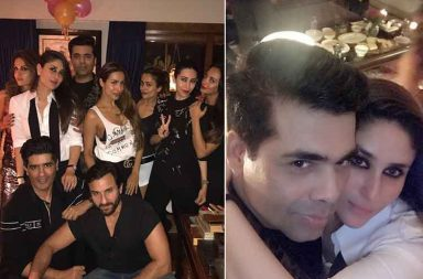 Inside pics from Kareena Kapoor's birthday bash