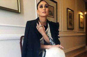 Kareena Kapoor's pre-birthday photoshoot pic