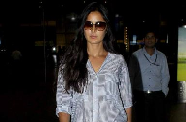 Katrina Kaif spotted at the airport photo