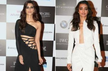 Vogue Awards 2017 Radhika Apte, Kriti Sanon red carpet pic