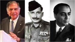 From JRD Tata to Sam Manekshaw, these 15 Parsis played a key role in shaping modern India