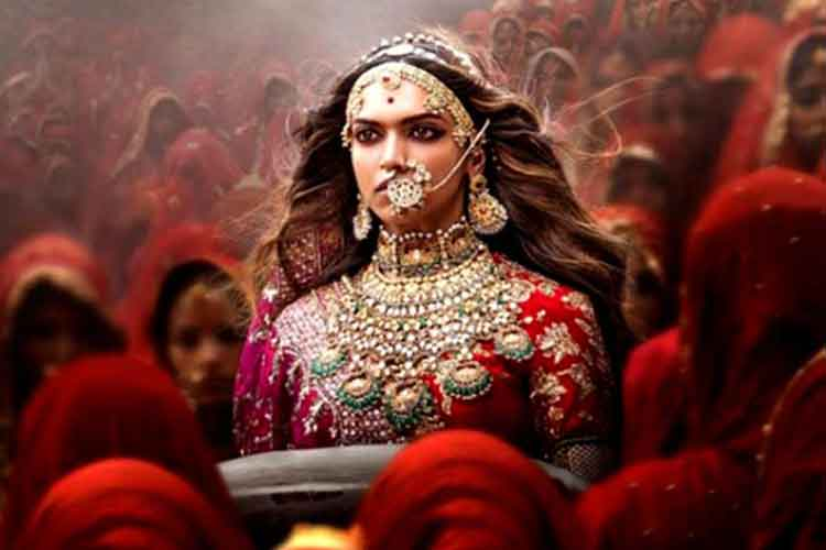 Padmavati first look photo
