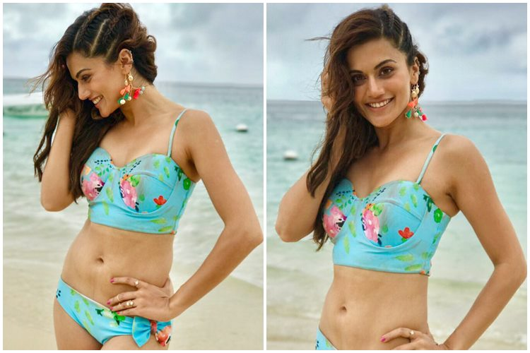 Taapsee Pannu, Twitter