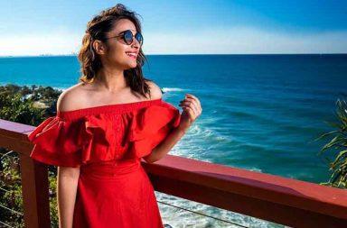 Parineeti Chopra's Australian vacation