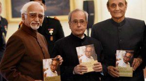 Pranab Mukherjee books
