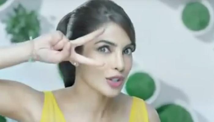 Priyanka Chopra in fairness advertisement, inuth.com