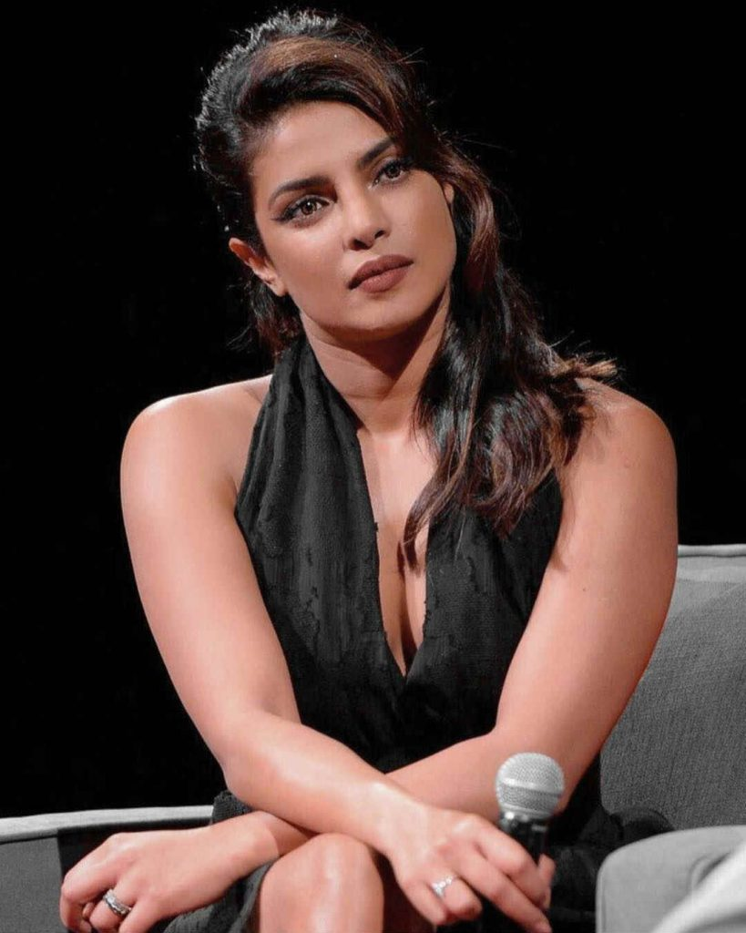 Priyanka Chopra at the Toronto International Film Festival
