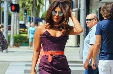 Priyanka Chopra attends Glamour x Tory Burch Women to Watch Lunch pic