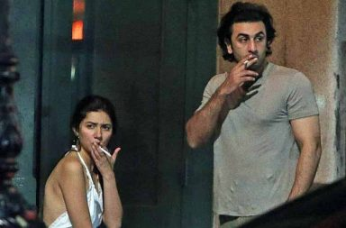 Ranbir Kapoor spotted chilling with Mahira Khan