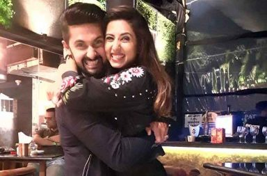 In Pics: Ravi Dubey and Sargun Mehta's love story