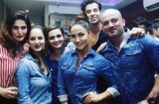 Salman Khan's sister Shweta Rohira's pre-birthday celebration photo