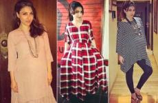 Soha Ali Khan's stylish journey through her pregnancy photo