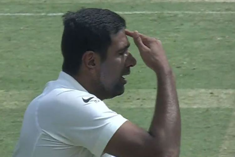 Ravichandran Ashwin makes a huge mistake on Twitter, deletes it later