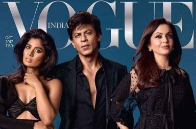 Bollywood celebs grace the cover of Vogue magazine pic