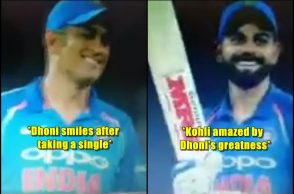 MS Dhoni, Virat Kohli, India vs Sri Lanka, India vs Sri Lanka 5th ODI, IND vs SL 5th ODI, Winning runs, MS Dhoni's heart of gold