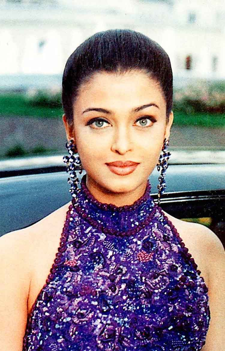 Aishwarya Rai is naturally beautiful