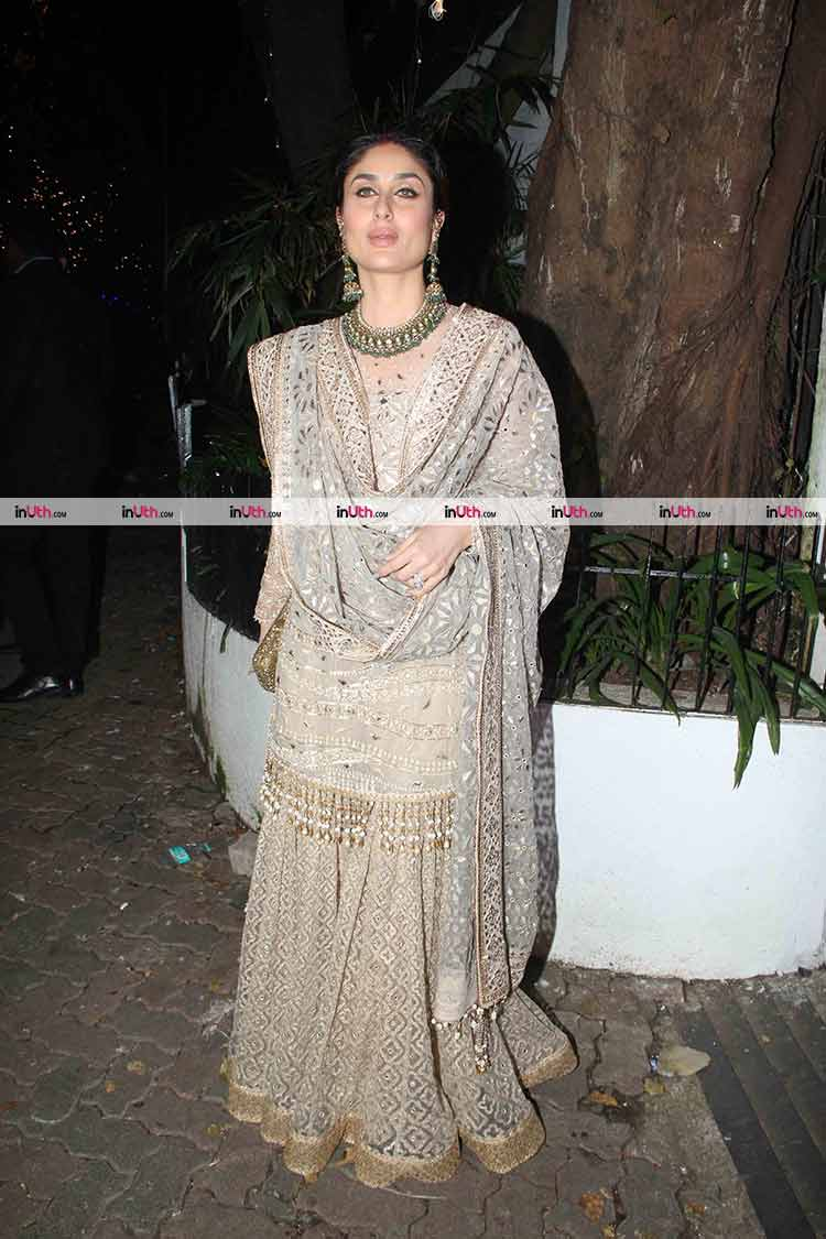 Kareena Kapoor slaying at Aamir Khan's Diwali party