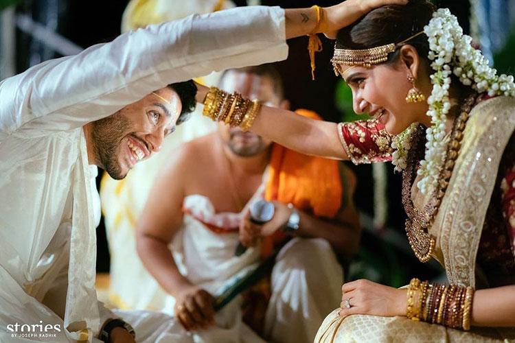 Samantha Ruth Prabhu and Naga Chaitanya define love
