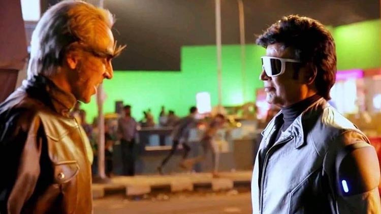 Akshay Kumar and Rajinikanth are looking unreal in 2.0