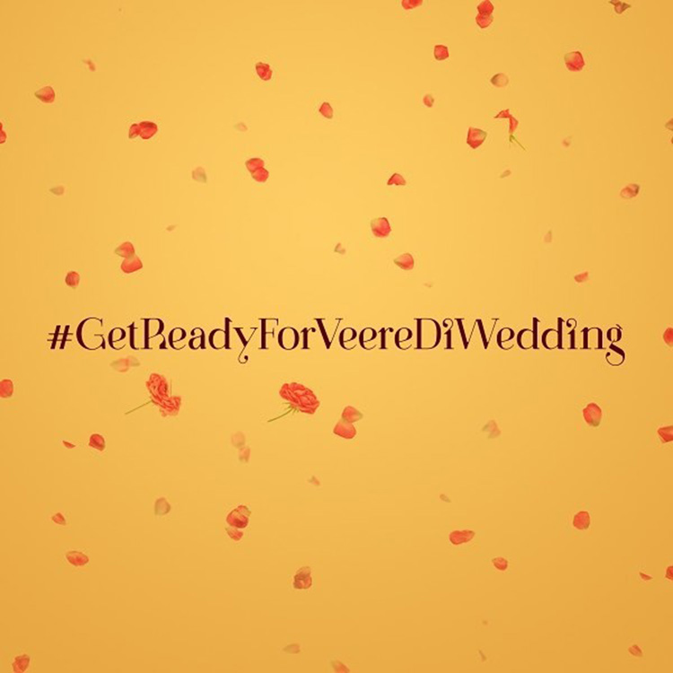 Be ready to attend the grandest Veere Di Wedding