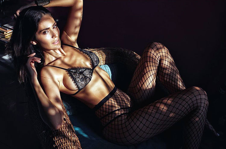 Bruna Abdullah Looks Fiery Hot In This Black Bikini Pic