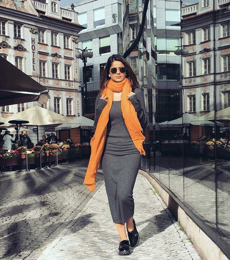 Jennifer Winget is slaying the lands of Prague like a queen
